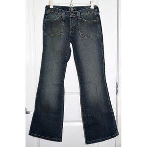 NWT Mavi Romy Low-Rise Flare Jeans